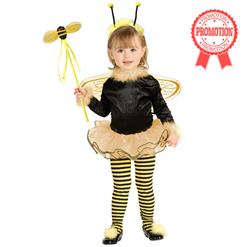 Little Stinger Bumble Bee Toddler Costume, Toddler Bumble Bee Costume, Girl Bee Costume, #N5985