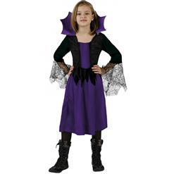 Spider witch costume, Children dressed in halloween, Children halloween Costume, #N5993