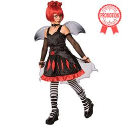 Batty Princess Child Halloween Costume, Batty Princess Costume, Batty Princess Child Costume, #N5995