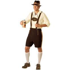 Men's Bavarian Guy Costume, InCharacter Costumes, Bavarian Guy Costume, #N6191