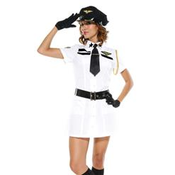 Sexy lingerie, Bad Police Girl Costume,Sexy Police Costume ,#P2040