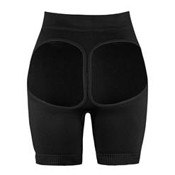 Fullness Shapewear Butt, Women's Black Butt Lifter Waist and Thigh Shaper, Cheap Butt Lifter Waist and Thigh Shaper, #PT10161