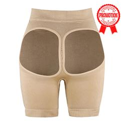 Sexy Beige Panty, Ladies Panty, Open Hip High Waist Panty, #PT10238