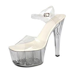 Fahsion Clear Shoes, Sexy Shoes, High Heels, #SWH13001
