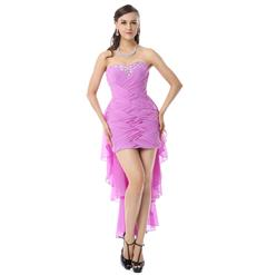 Elegant Purple Prom Dress, Women's Cocktail Dress for cheap, Girls Party Dress, Fashion Prom Dress, Women's Dresses on sale, #Y30075