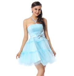Light-Blue Prom Dresses, Girls Sweet 16 Dresses, Cheap Homecoming Dresses, Charming Party Dresses for cheap on sale, Hot Selling Discount Dresses, #Y30083