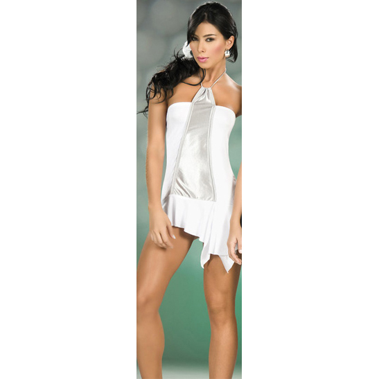 da9b11b0a407 Casual Dresses - Sexy Dual Colored Club Dress was sold for R190.00 ...