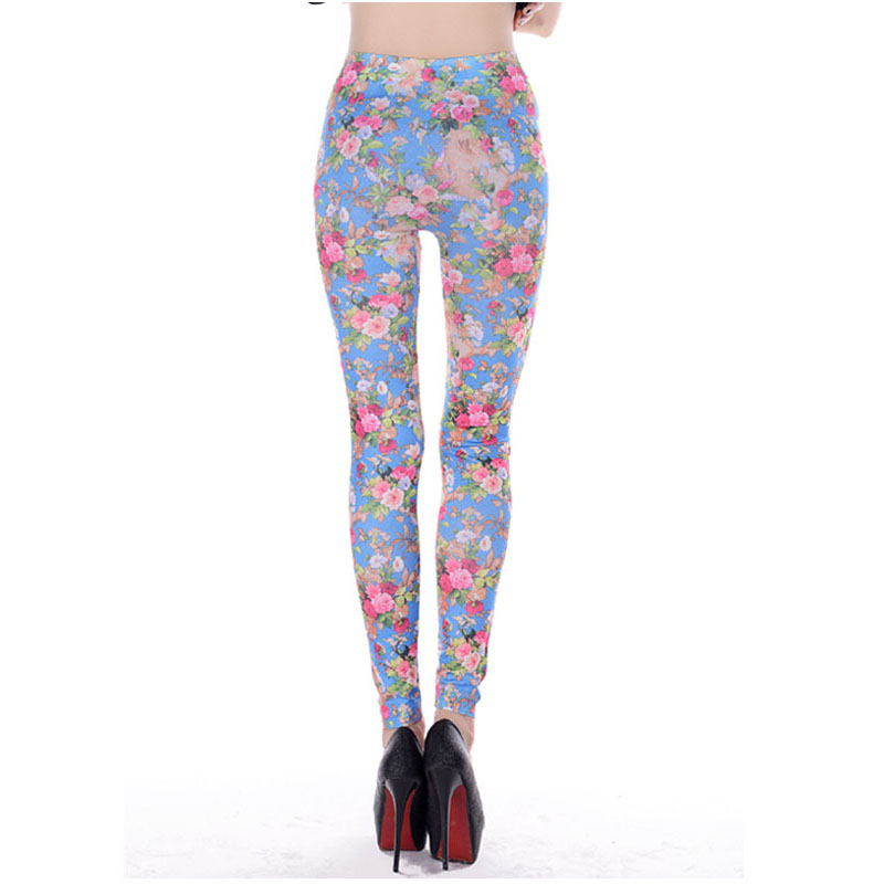 Shop Chadwicks of Boston for our Blue Floral Leggings. Browse our online catalog for more classic clothing, shoes & accessories to finish your look.