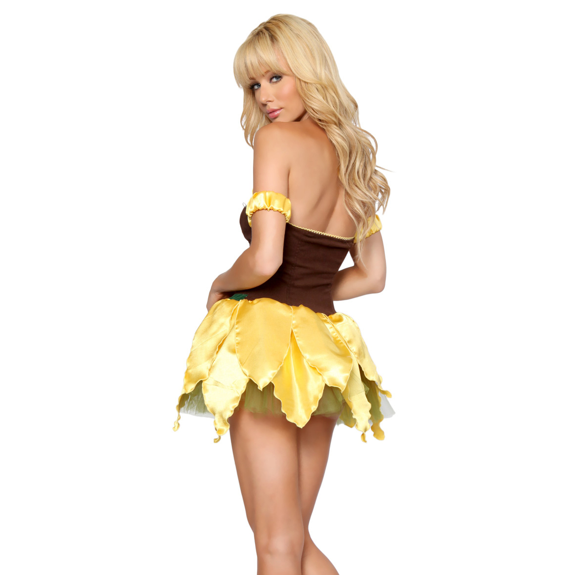 Sexy Sunflower Costume M858
