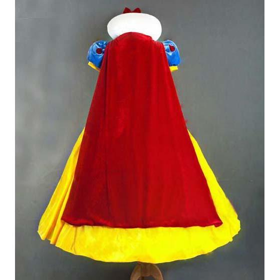 Adult Snow White Dress 70