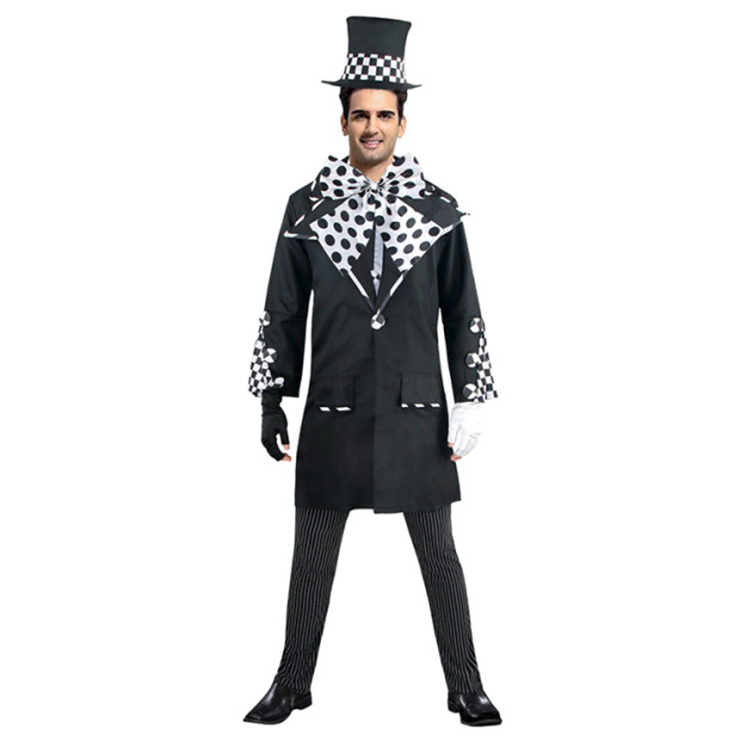 fc12eb0baac Deluxe Dark Mad Hatter Adult Costume N4785-Men's Lingerie-wholesale