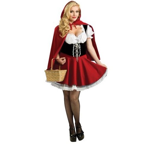 Red Riding Hood Costume N4795