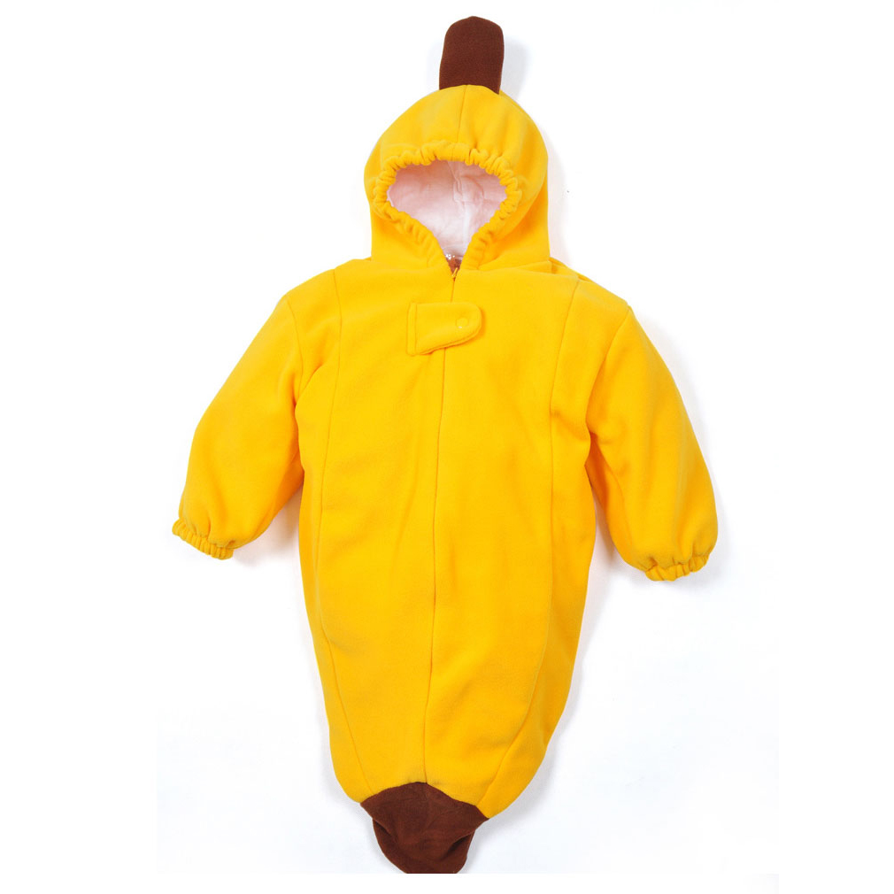 8165ccccb Single Polar Fleece Banana Sleeping Bag N5786-Kids Costumes-wholesale
