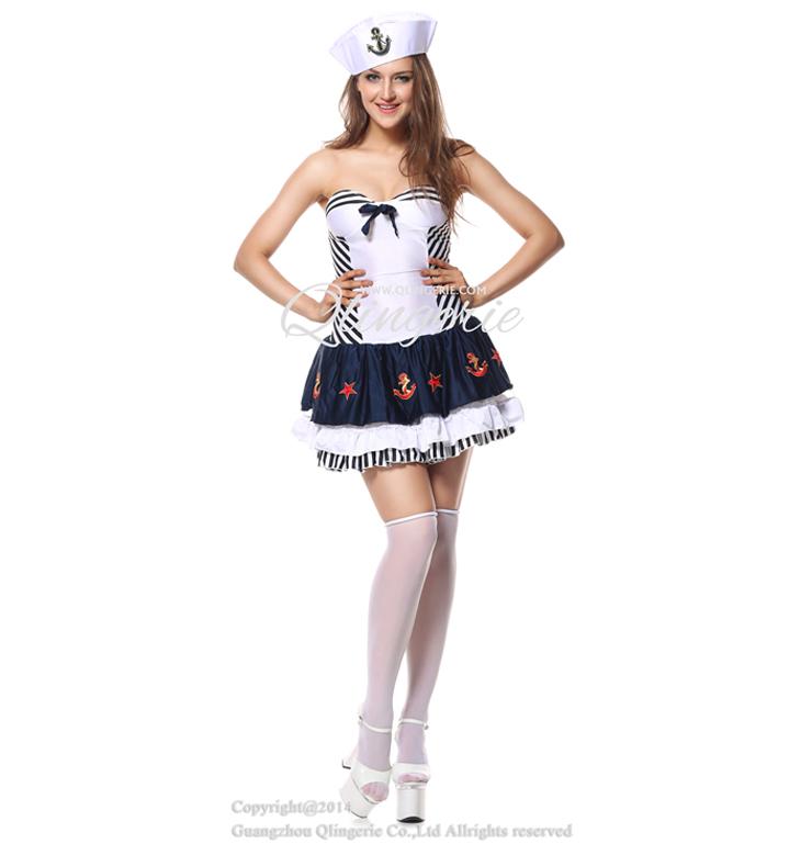 Sailor Costume Adult 113