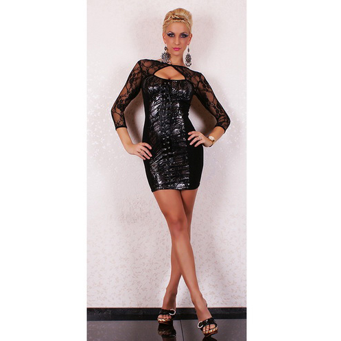 Bondage Dress 68