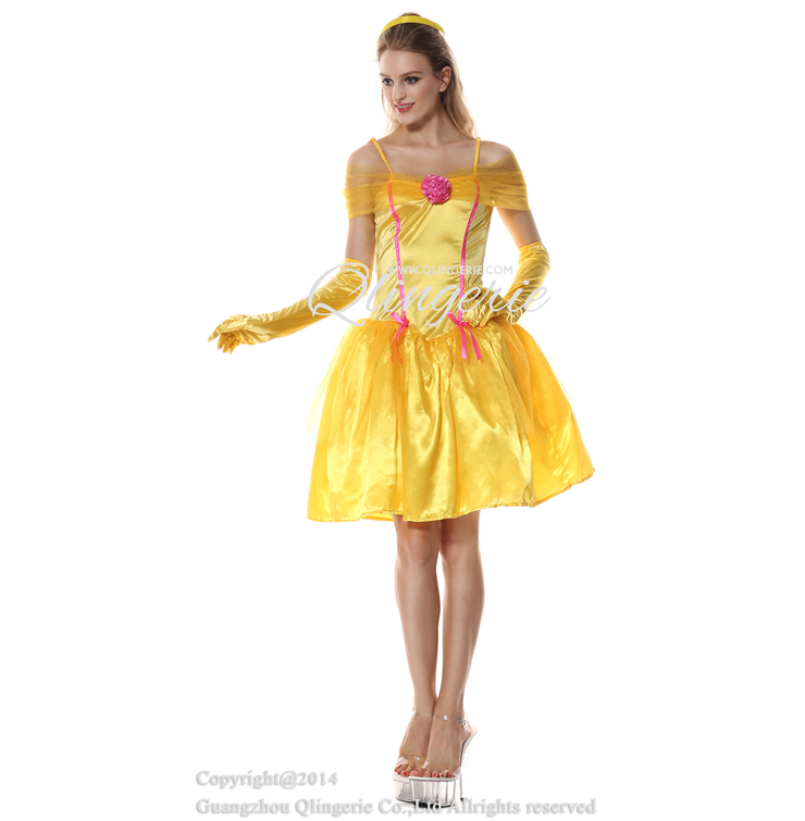 Belle Costumes Adult 55
