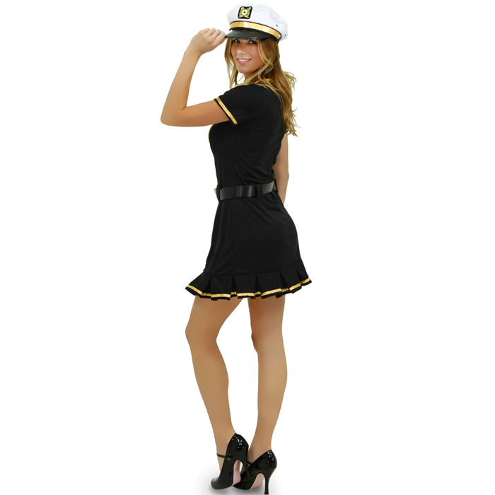 Adult Costumes Cruise Ship Captain Costume Was Listed For R - Cruise ship costume