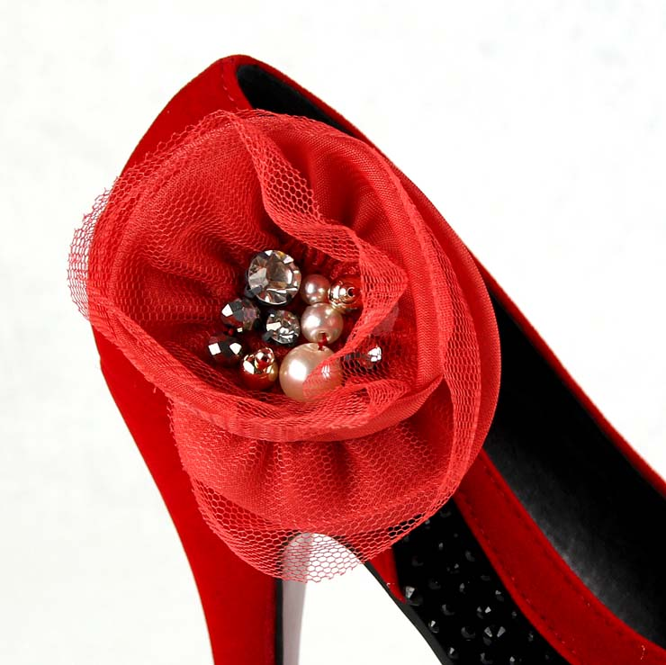 High Heel Court Shoes SWS12037